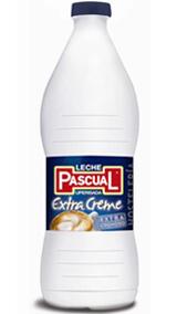 leche pascual: