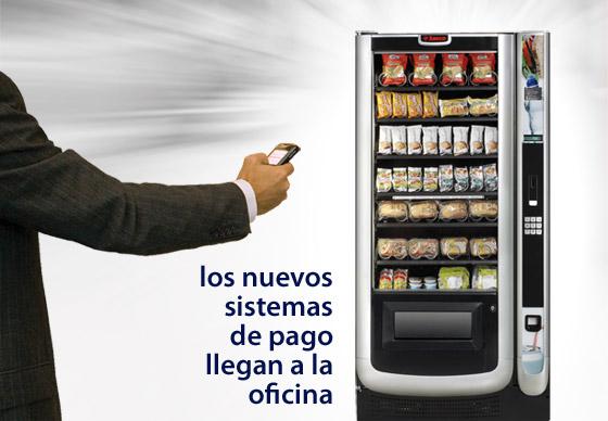 La oficina el entorno perfecto para los nuevos sistemas for Maquinas expendedoras de cafe para oficinas