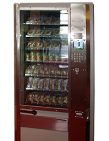Murcia colegios institutos saludables maquinas expendedoras vending machines