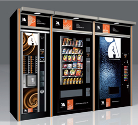 Campa a conjunta de alliance vending y el hospital de - Maquinas expendedoras de alimentos y bebidas ...