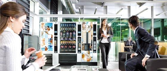 C mo mejorar el caf en tu empresa la actualidad del vending for Maquinas expendedoras de cafe para oficinas