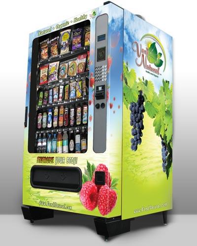 Una fusi n empresarial da pie a la mayor empresa de vending saludable maquinas vending cafe - Maquinas expendedoras de alimentos y bebidas ...